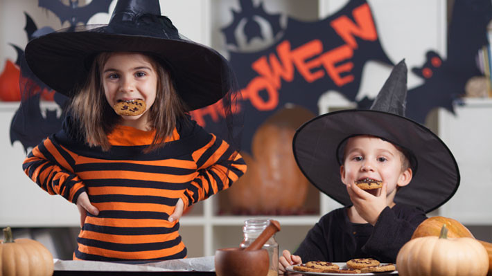 Don't Let Halloween Haunt Your Dental Health!