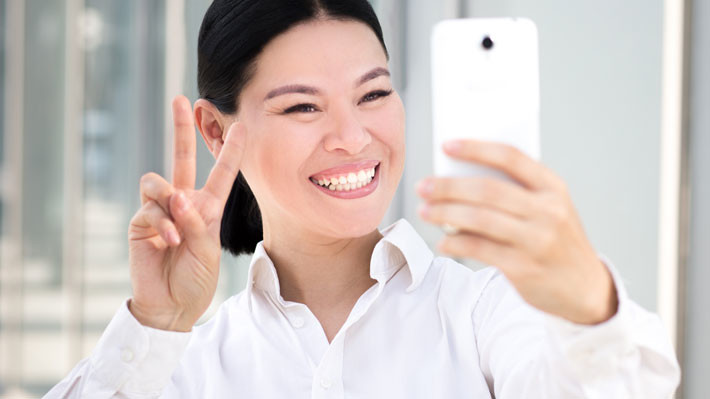 Is Selfie Popularity Causing Increased Dental Self-Consciousness?